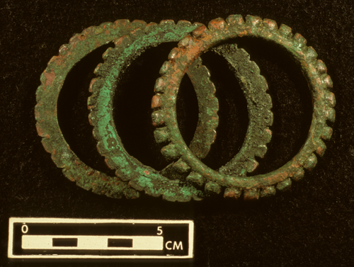 Metals: Discovery of a peaceful bronze age