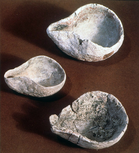 Crucibles: Evidence of sophisticated metallurgy