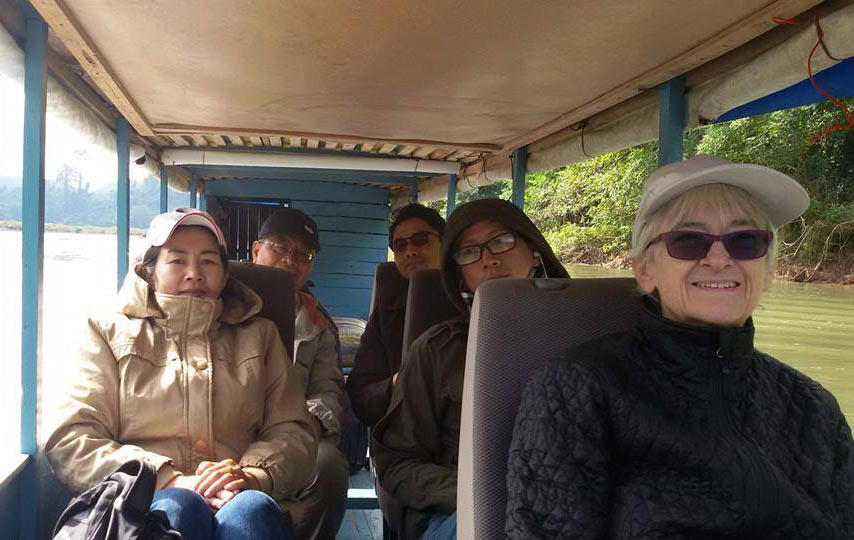 Report from the Field: Survey in northern Laos